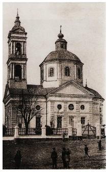 Вторая Покровская церковь