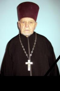 Протоиерей Иоанникий Орзул